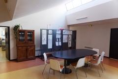 Exposition des Ateliers de l'Encre Poétique au réfectoire du Dojo Zen de Paris
