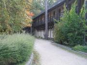 Le bâtiment d'hébergement et d'activités
