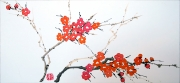 Branche de prunier