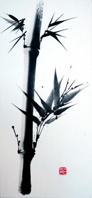 Canne de bambou