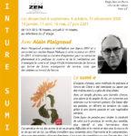 2020-2021 Affiche Atelier Sumi-e